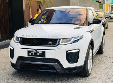 Land Rover Evoque Dynamic HSE